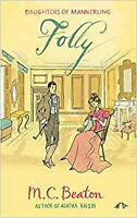 Folly (The Daughters of Mannerling Series), New, Beaton, M.C. Book