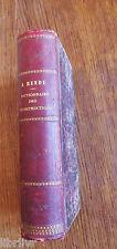 Droit foncier Code Perrin DES CONSTRUCTIONS ET DE LA CONTIGUÏTÉ LÉGISLATION 1880