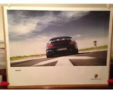 Porsche 911 GT2 Rear Factory Car Poster Out of Print FREE SHIPPING. Own It!!