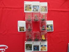 HeroClix Iron Maiden 8 Album Cover Figure Set with Cards NO TROOPER