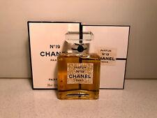 Vintage 1980s Chanel No 19 28 ml Parfum perfume sealed bottle