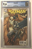 Batman 656 CGC 9.6 1st Full Damian Wayne 2006 NM+ White Pages