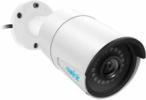 Reolink PoE IP Camera, 5MP Super HD CCTV Camera Support Audio Outdoor Security