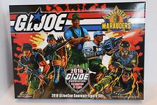 2018 GI Joe Club Convention Python Peril - Marauders Boxed Set w/ Cert & Comic