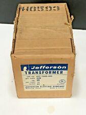 JEFFERSON ELECTRIC 637-1003-400 Transformer Control 120V 60Hz