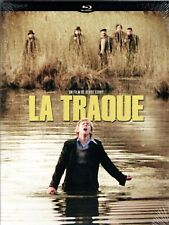 The Track (La Traque) Blu-Ray Le Chat Qui Fume Serge Leroy 1975 French Thriller