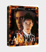 Im Auftrag des Teufels Devil's Advocate Blu Ray Steelbook Limitiert OOP Deutsch