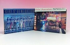 CD+DVD SNSD Girls' Generation PAPARAZZI/GALAXY SUPERNOVA JAPAN 1st Ltd edition