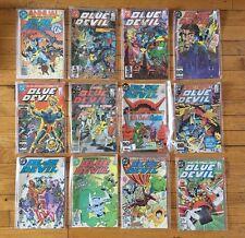 12 Blue Devil Comics 1985-1986