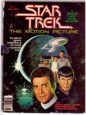 MARVEL SUPER SPECIAL #15 STAR TREK THE MOTION PICTURE 1979 color comic magazine
