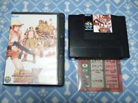 NEO GEO AES ROM Metal Slug X SNK MVS Convert from Japan free shipping