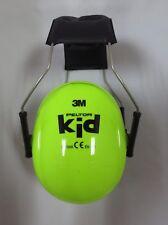 Kapselgehörschutz grün Peltor Gehörschützer Kid für Kinder Gehörschutz neongrün