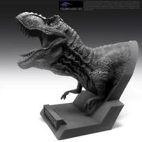 145mm Resin Figure Model Kit Bust Of Tyrannosaurus's Rex Dinosaur Unpainted
