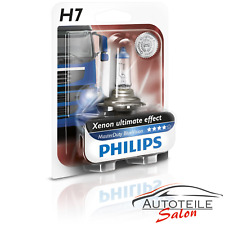 Philips Master Duty 24V H7 Blue Vision Ultra 13972MDBVB1