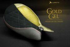 LUIMOTO Gold Gel Einlage Sitzbank KIT - COMFORT SITZEINLAGE MOTORRAD SITZ