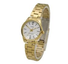 -Casio LTPV005G-7B Ladies' Metal Fashion Watch Brand New & 100% Authentic