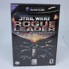 Star Wars Rogue Leader | Nintendo GameCube | NTSC-U/C (US) - Complete in Box