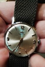 MARVIN WATCH CO. 17 JEWELS INOX CALIBRO 700 A CARICA MANUALE