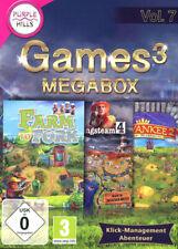 Games3 MegaBox Vol. 7 (PC - NEU)