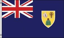Flag of the Turks and Caicos Islands 3x5 ft Country Caribbean British Territory