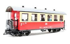 LGB G GAUGE 3073 DR RED/CREAM PASSENGER COACH 900-54
