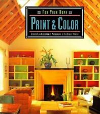 ~ This Wonderful Learning Book on How to Paint & Color Your Own Fabulously Home!
