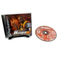 NBA Hoopz (PlayStation 1, 2001) PS1 Tested Complete Free Shipping CIB