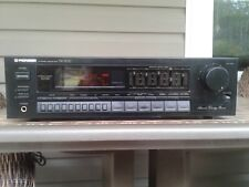 Pioneer SX1700 40 WPC Stereo Receiver Tested Very Good Condition Made in Japan