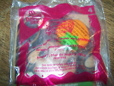 Strawberry Shortcake Orange Blossom Stamper McDonald's Happy Meal Toy #4 2009