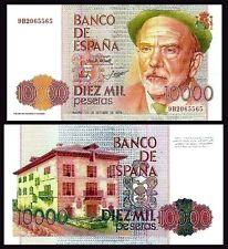 Facsimil Billete 10000 Pesetas 1979 NE - Reproduction