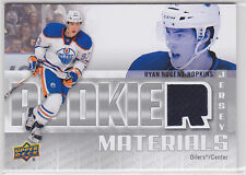 2011 11-12 Upper Deck Rookie Materials #RMRN Ryan Nugent-Hopkins