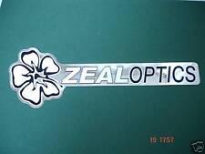 1 Authentic Zeal Optics Bug/Lunettes de soleil autocollant #1/AUTOCOLLANT/aufkleber