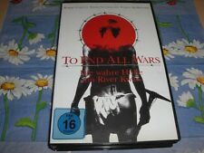 To End all Wars - Die wahre Hölle am River Kwai - Kiefer Sutherland - VHS