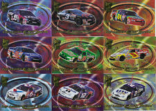 1998 VIP LAP LEADERS Complete 9 card set BV$40!!! Earnhardt, Gordon, Martin, etc