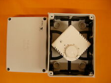 Industrial IP65 Hydroponic / Water/Dust Proof Frost/Room Thermostat - TS90B3.01