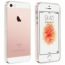 LOT of 10 NEW Apple iPhone SE - 64GB - Rose Gold (T-Mobile) A1662 (CDMA + GSM)
