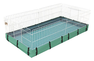 Large Hamster Guinea Pig House Indoor Rabbit Cages Bed Toys Pet Home Sleep Part