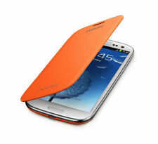 Unifarbene Handyhüllen & -taschen aus Leder für das Samsung Galaxy Mega