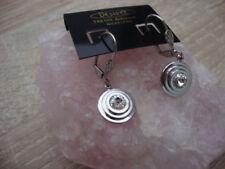 Markenlose Schnappverschluss Mode-Ohrschmuck aus Stein