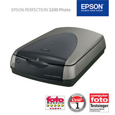 Epson Perfection 3200 Photo Scanner: Foto/Dia/Negativ KB Mittelformat Großformat