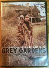 Grey Gardens (DVD, 2001, Criterion Collection)