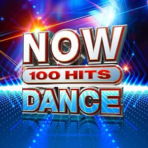 NOW 100 HITS DANCE - VARIOUS (5CD BOXSET) NEW AND SEALED