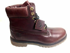 Timberland 6-Inch Premium Redwood Waterproof Boot Size 10 US.