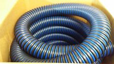 "NEW OLD STOCK! FLEXAUST TIGER TAIL BLUE 3"" ID 25' VACUUM TUBING P001081-IS"