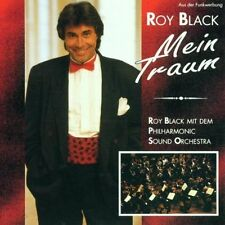 Roy Black Mein Traum (1992, & Philharmonic Sound Orch.; prod. by Bohlen) [CD]