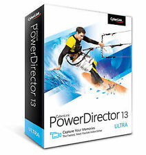 CyberLink Image, Video and Audio Software