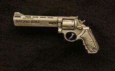 Empire Pewter Taurus Raging Bull Revolver Pewter Pin