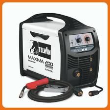 Saldatrice Inverter a filo Telwin MAXIMA 200 Synergic 230V - cod. 816087