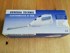 elektrisches Küchenmesser General Technic GT 9038-DOPPELKLINGE-unbenutzt