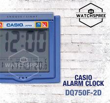 Casio Alarm Clock DQ750F-2D